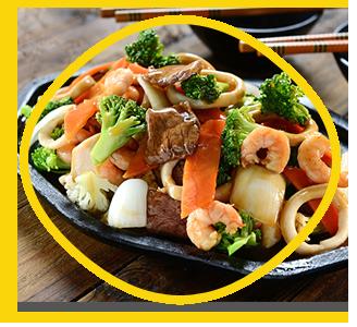 Kaisen (Seafood) Yakisoba